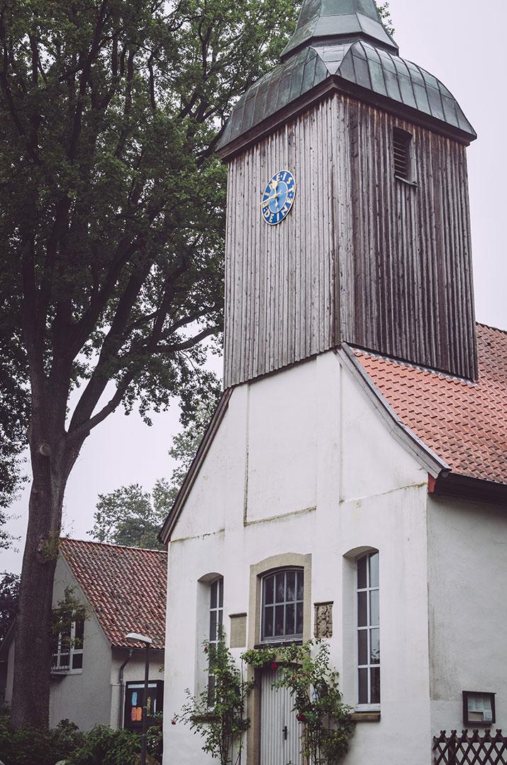 Kirche in Hodenhagen (Heidekreis, Niedersachsen)