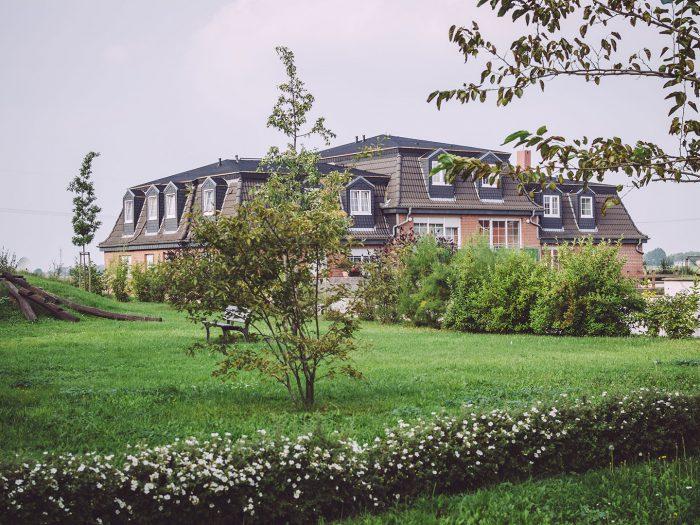 Villa in Pissen (Rodden, Sachsen-Anhalt)