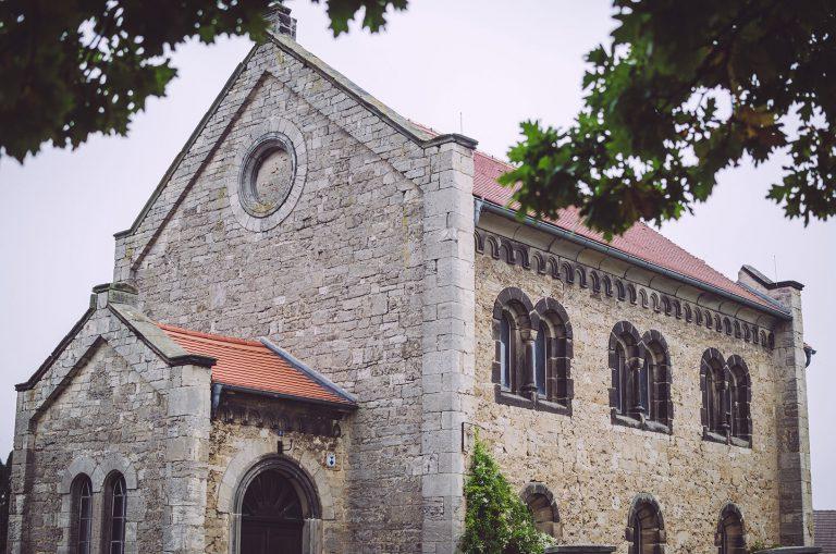 Kirche in Poppendorf (Schkölen, Thüringen)