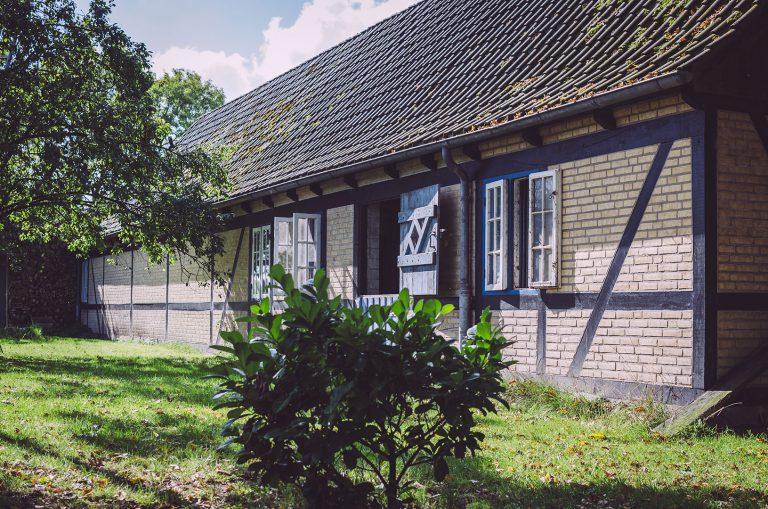 Scheune oder Stall in Schweden (Mohrkirch, Schleswig-Holstein)