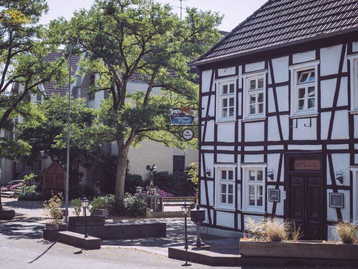 Fachwerkhaus in Bremen (Ense, Nordrhein-Westfalen)