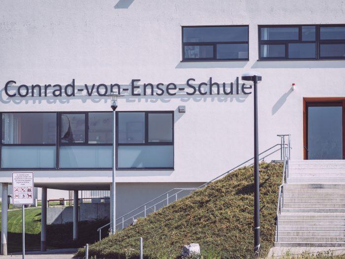 Conrad-von-Ense-Schule in Bremen (Ense, Nordrhein-Westfalen)