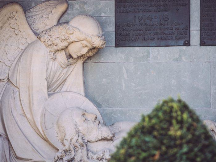 Geburt Christi als Relief in Bremen (Ense, Nordrhein-Westfalen)