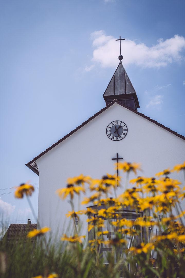 Kirche in Bremen (Hohentengen, Baden-Württemberg)