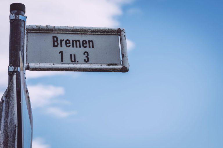 Wegweiser Bremen (Wermelskirchen, Nordrhein-Westfalen)