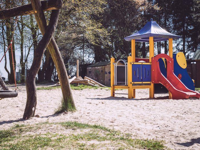 Spielplatz in Köhlen (Geestland, Niedersachsen)