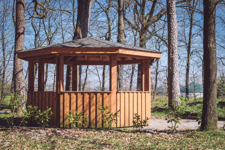 Grillplatz in Köhlen (Geestland, Niedersachsen)