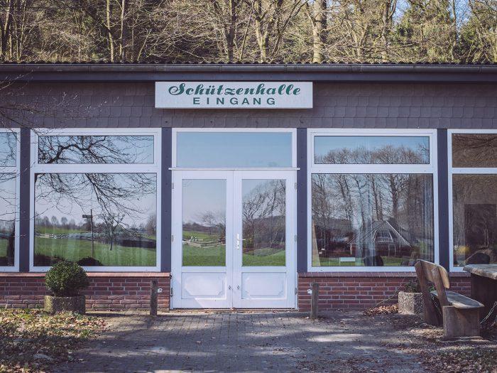 Schützenhalle in Köhlen (Geestland, Niedersachsen)