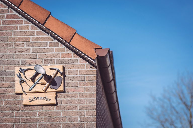 Schooster-Haus in Neustadtgödens (Sande, Niedersachsen)