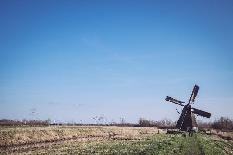 Wassermühle in Neustadtgödens (Sande, Niedersachsen)