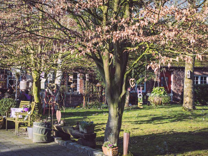 Hof und Garten in Neustadtgödens (Sande, Niedersachsen)