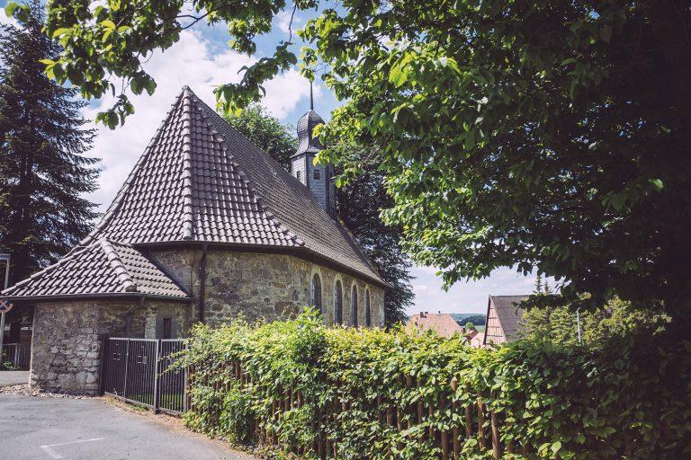 Kirche in Asel (Harsum, Niedersachsen)