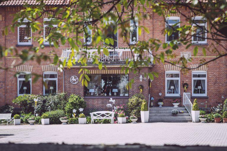 Backsteinhaus in Asel (Harsum, Niedersachsen)