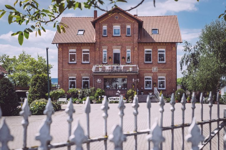 Gutshaus in Asel (Harsum, Niedersachsen)