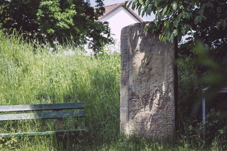 Gedenkstein in Asel (Harsum, Niedersachsen)