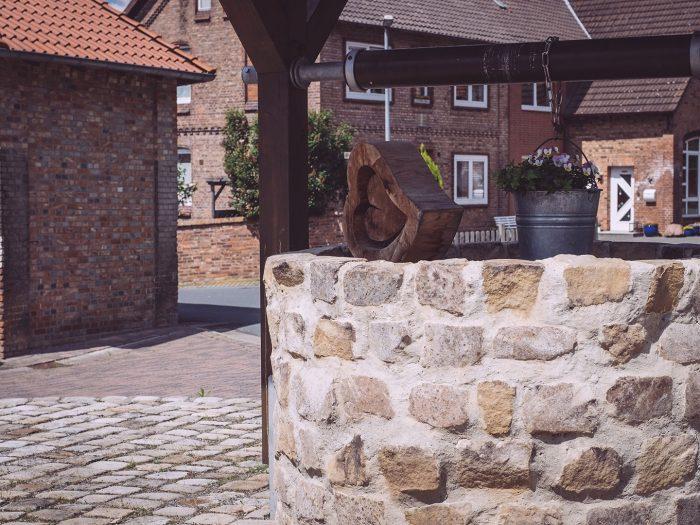 Brunnen in Asel (Harsum, Niedersachsen)