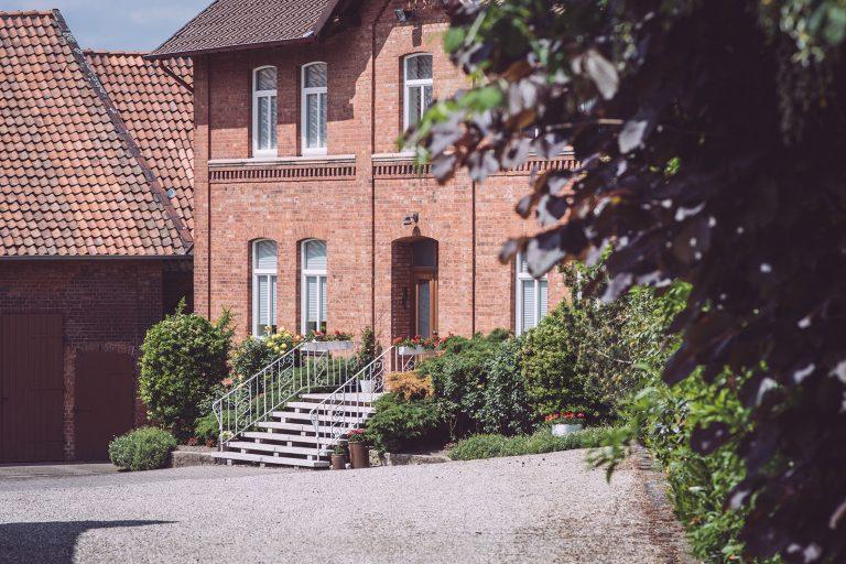 Bauernhof Anwesen in Asel (Harsum, Niedersachsen)