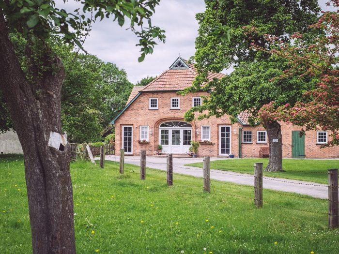 Landwirtschaftliches Anwesen in Immer (Ganderkesee, Niedersachsen)
