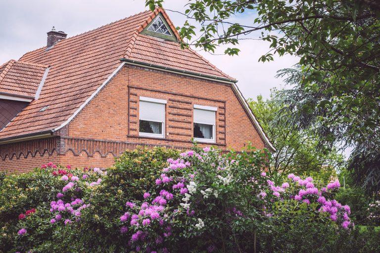 Backsteinhaus in Immer (Ganderkesee, Niedersachsen)