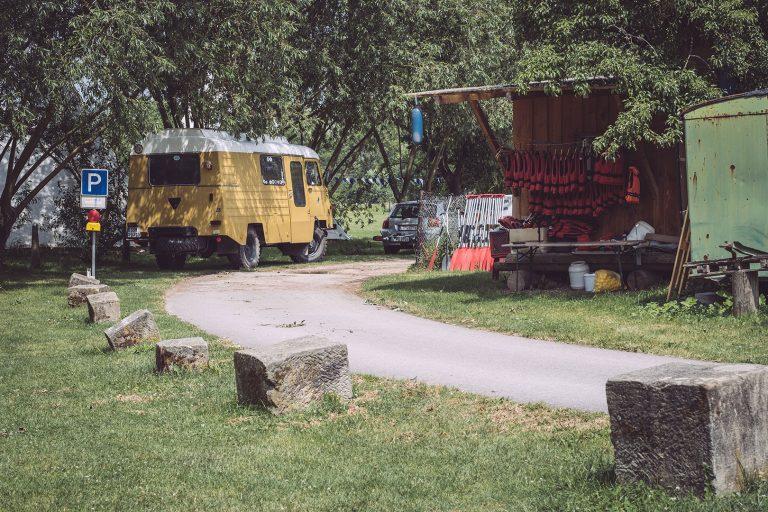 Aktivcamp mit Kanutouren in Kirchscheidungen (Burgenlandkreis, Sachsen-Anhalt)