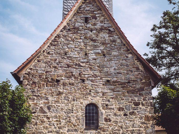 Kirche in Holzhausen (Immenhausen, Hessen)