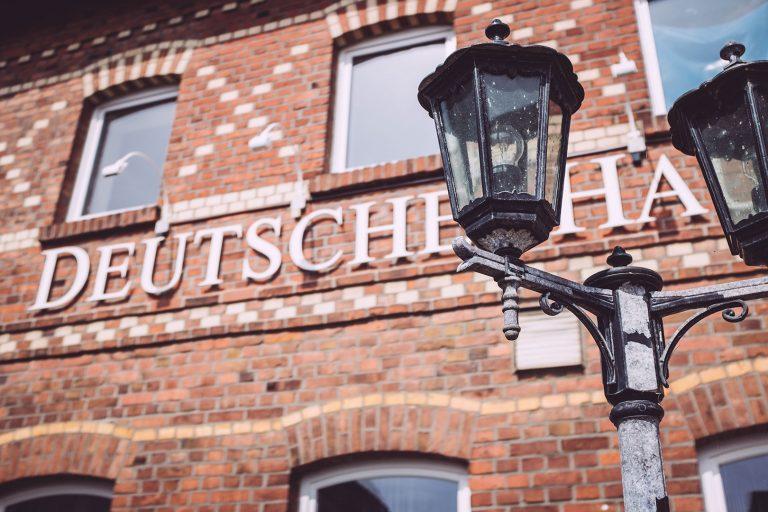 Laterne in Holzhausen (Immenhausen, Hessen)