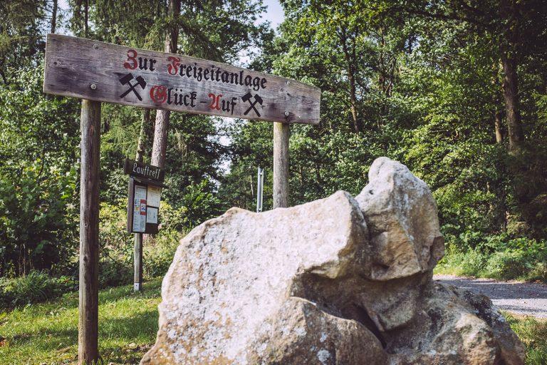 Freizeitanlage in Holzhausen (Immenhausen, Hessen)