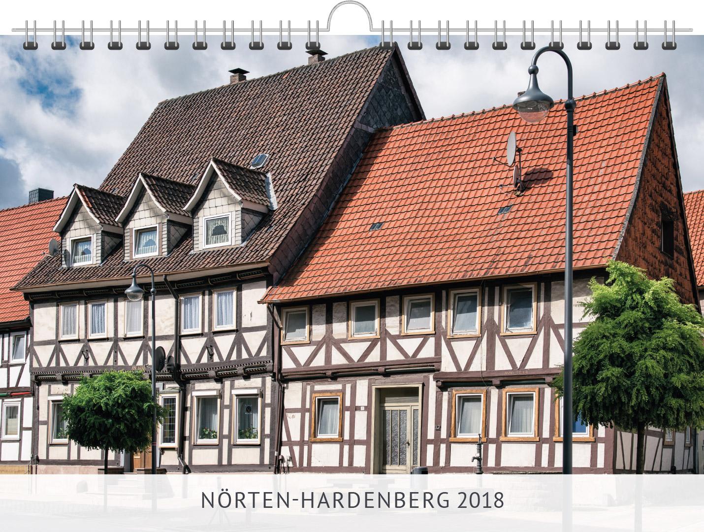 Kalender Nörten-Hardenberg Titelbild
