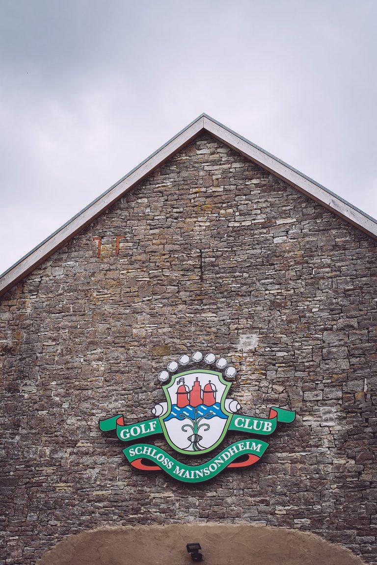 Golf Club Schloss Mainsondheim (Dettelbach, Bayern)