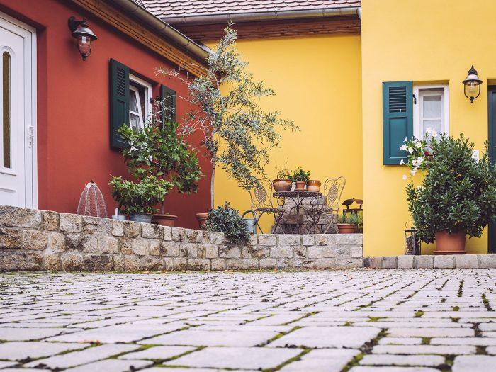 Hof in Mainsondheim (Dettelbach, Bayern)
