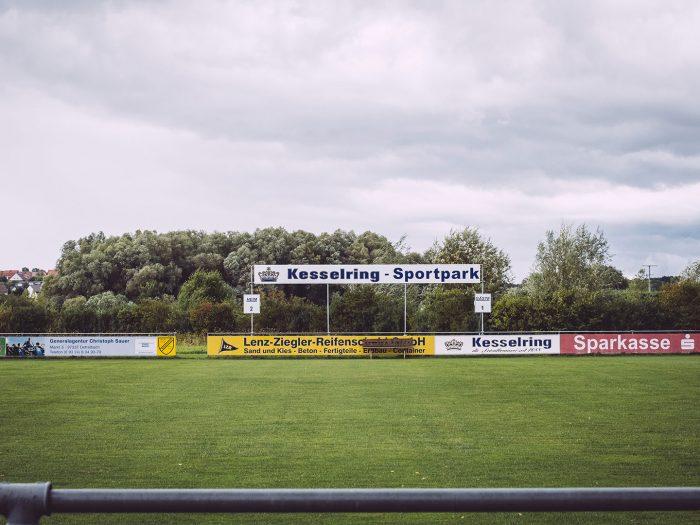 Kesselring Sportpark in Mainsondheim (Dettelbach, Bayern)