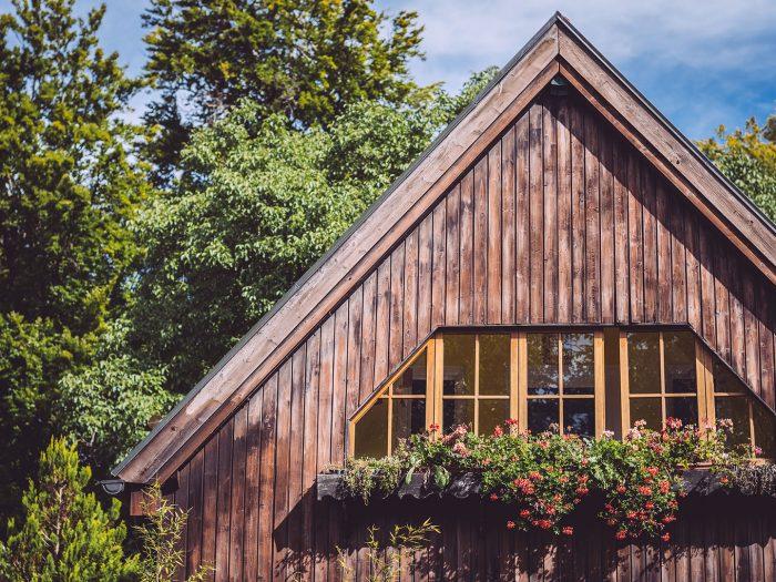 Holzhaus in Berg (Starnberg, Bayern)