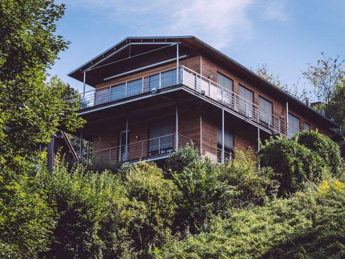 Modernes Haus in Berg (Starnberg, Bayern)