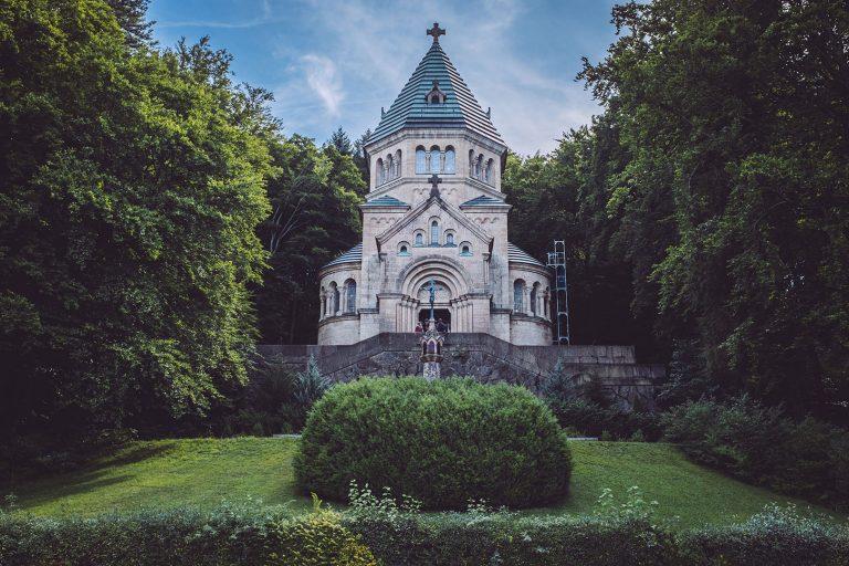 Votivkapelle Gedächtniskapelle St. Ludwig in Berg (Starnberg, Bayern)