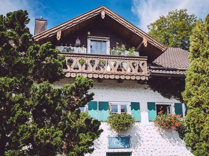 Haus in Berg (Starnberg, Bayern)