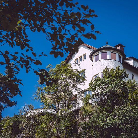 Privathaus in Hölle (Naila, Bayern)
