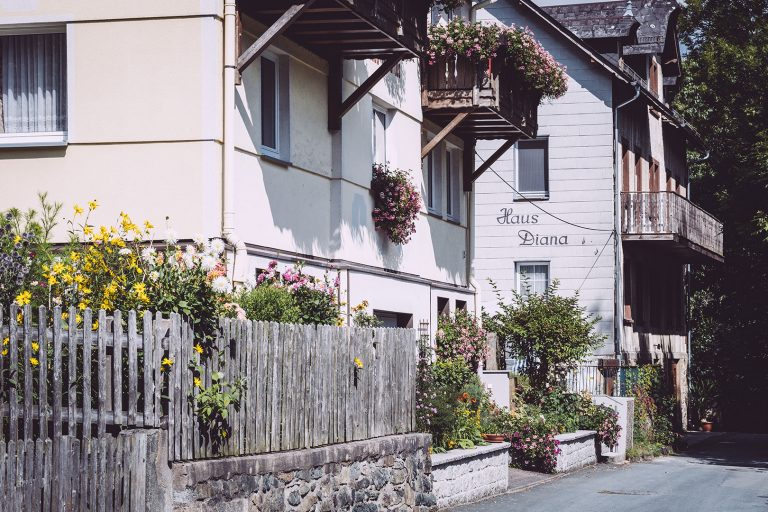 Haus Diana in Hölle (Naila, Bayern)