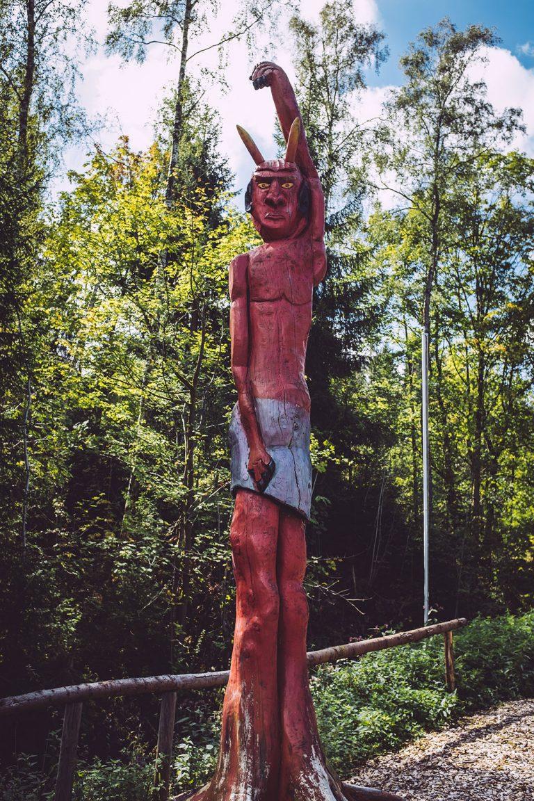 Teufel in Hölle (Naila, Bayern)