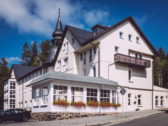Haus in Hölle (Naila, Bayern)