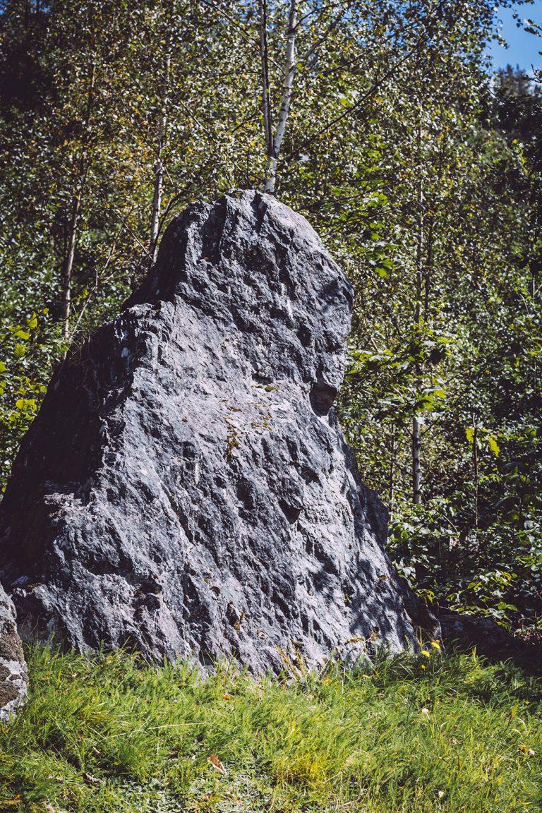 Stein in Hölle (Naila, Bayern)