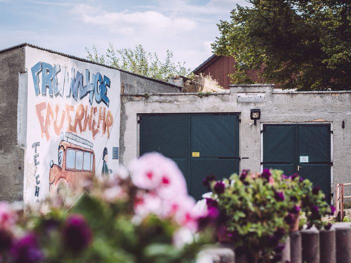 Garagen in Teicha (Petersberg, Sachsen-Anhalt)