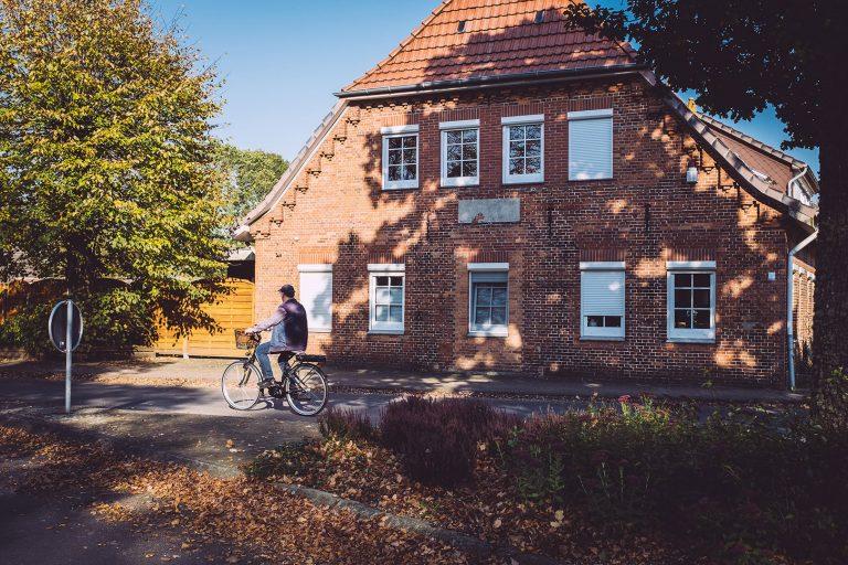 Ortskern Düring (Loxstedt, Cuxhaven, Niedersachsen)