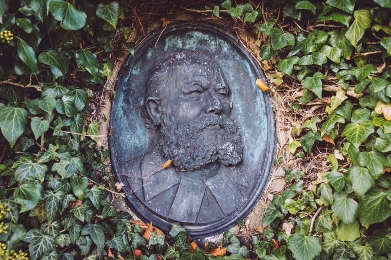 Gedenkstein in Düring (Loxstedt, Cuxhaven, Niedersachsen)