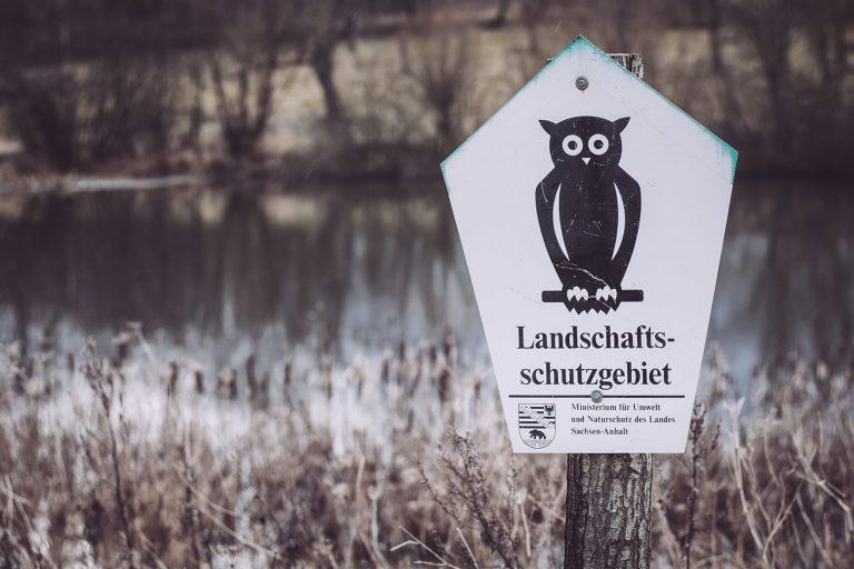 Landschaftsschutzgebiet in Bärenrode (Güntersberge, Harz, Sachsen-Anhalt)