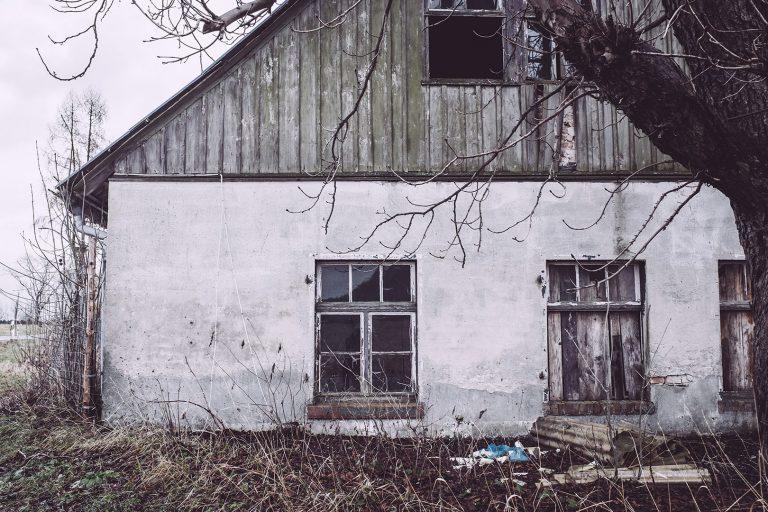 Fenster in Bärenrode (Güntersberge, Harz, Sachsen-Anhalt)