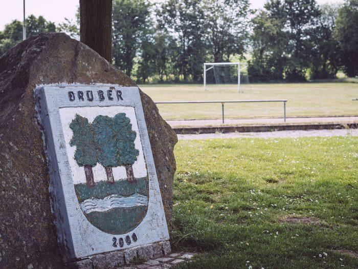 Sportplatz in Drüber (Northeim, Niedersachsen)