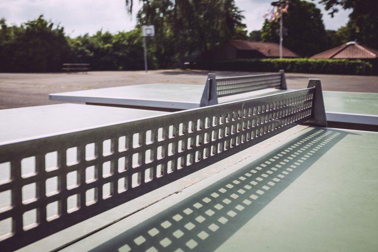 Tischtennisplatte in Drüber (Northeim, Niedersachsen)