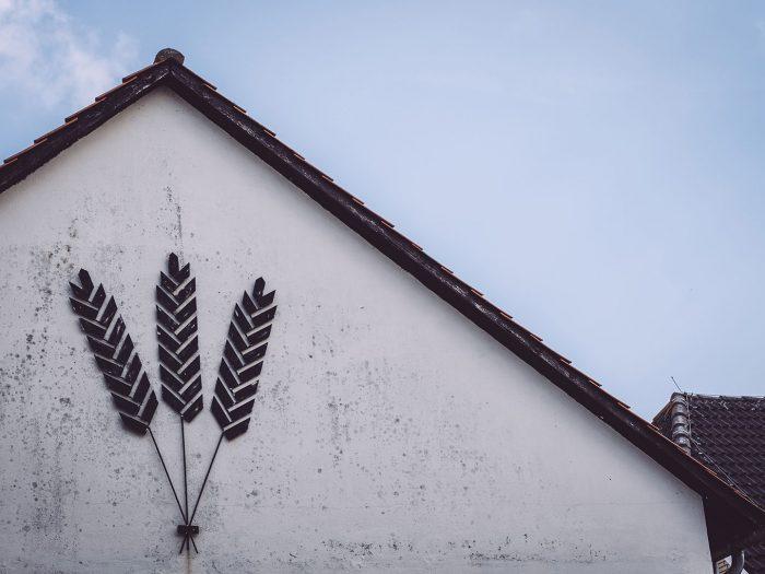 Hausdach in Drüber (Northeim, Niedersachsen)