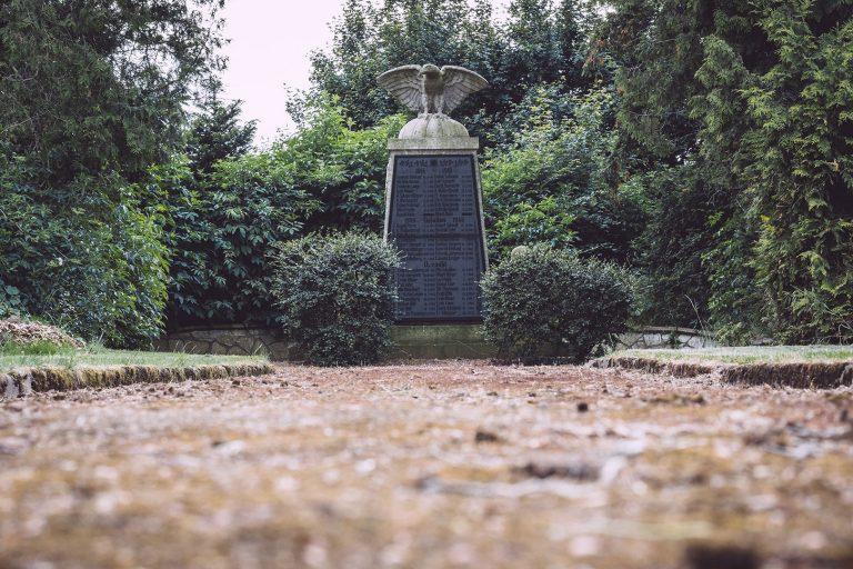 Denkmal in Drüber (Northeim, Niedersachsen)
