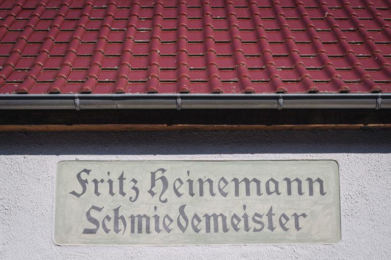 Schmiede in Werningshausen (Sömmerda, Thüringen)